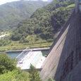 2006年9月4日田子倉湖